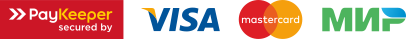VISA/MasterCard/Mir